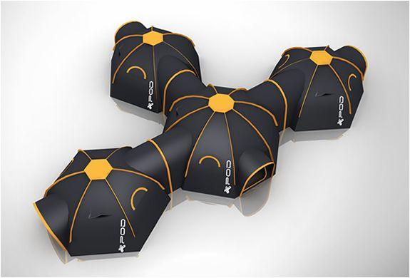 As Tendas Conectadas POD é um sistema de acampamento revolucionário que permite que você construa uma comunidade de tendas usando passarelas interligadas! POD oferece a primeira experiência de campismo modular do mundo, com tendas de design