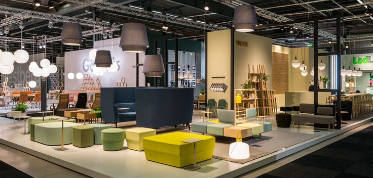 Swedese at Stockholm Furniture Fair 2016