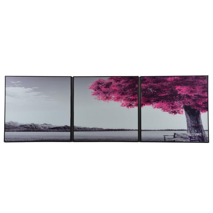 Tryptyk natura - nowoczesne obrazy
