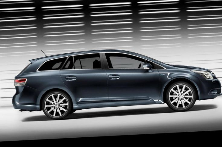 Toyota Avensis Wagon tuning - http://autotras.com