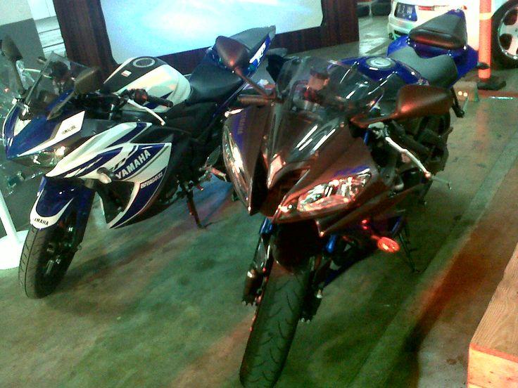 Yamaha R25 dan R6