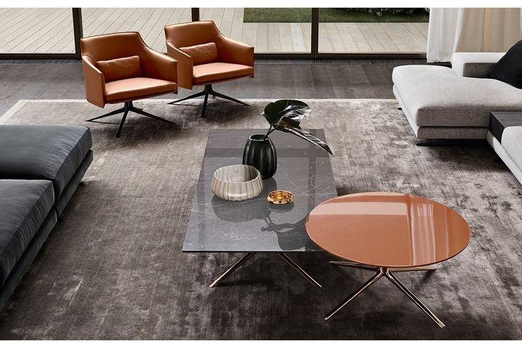 Mondrian Coffee Table by Jean-Marie Massaud for Poliform