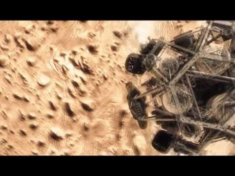 7 Minutes of Terror: Curiosity Rover's Risky Mars Landing