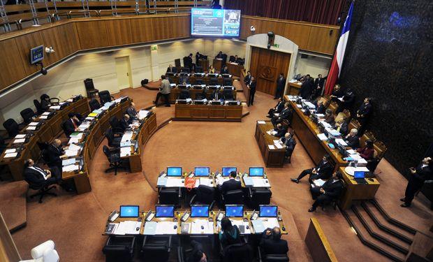 20.08.14: Senado rechaza 'categóricamente actitud provocadora del gobierno de Perú' por límite terrestre | Política | LA TERCERA