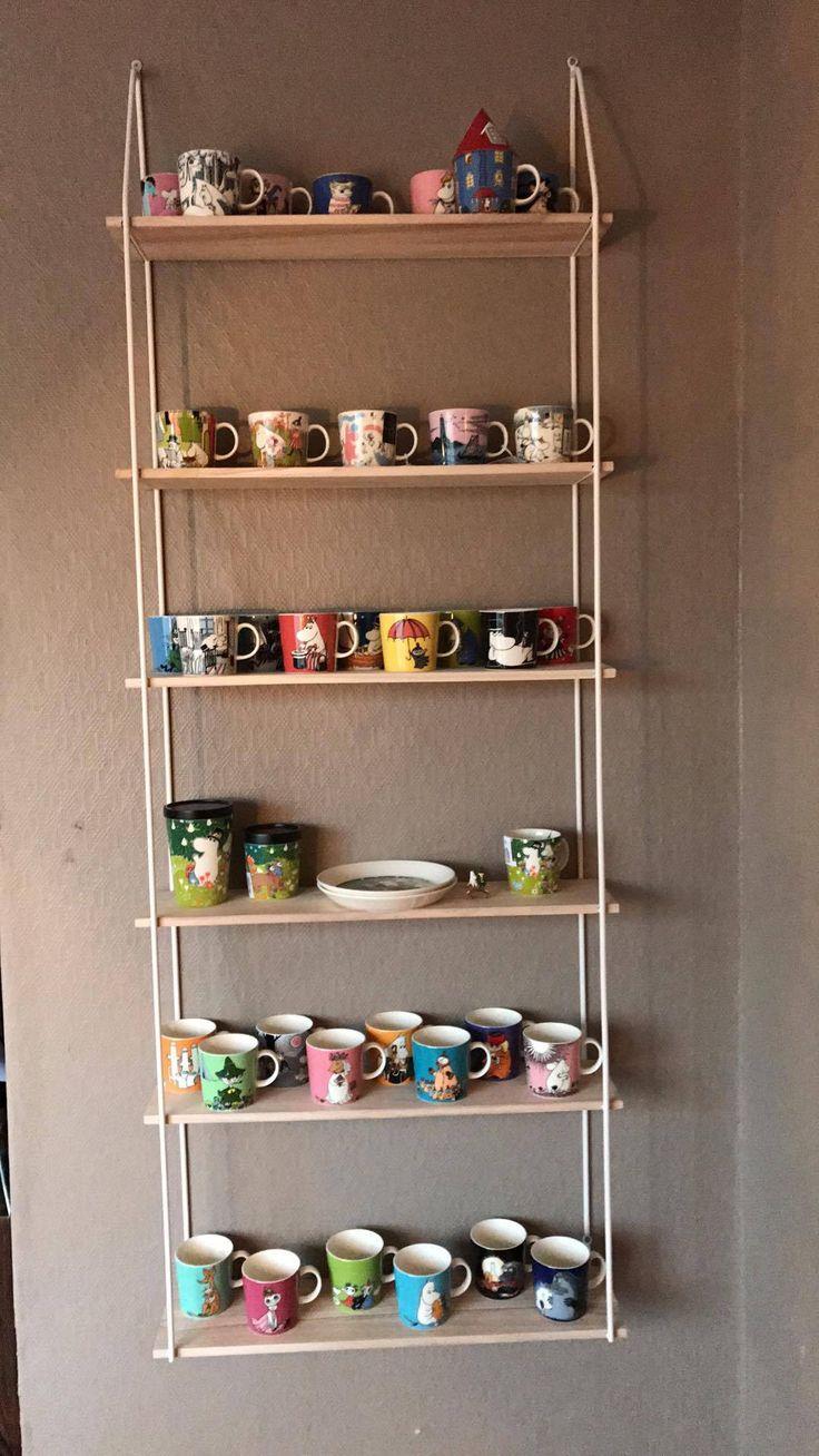 My Moomin Mug collection