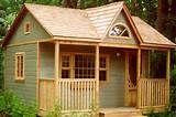 cabin and garage kit