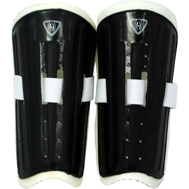 Harrow Youth Field Hockey Shin Guard, Black