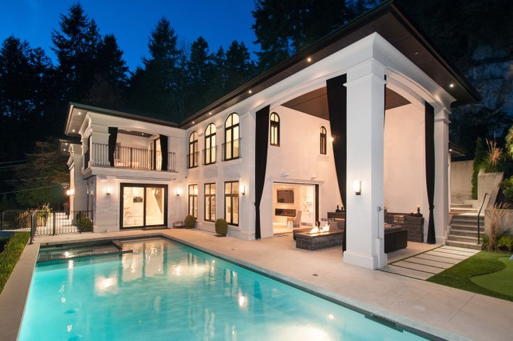 3485 Mathers Avenue, West Vancouver. Magnificent 6000 sq.ft. contemporary villa with panoramic ocean views. Offered at $7,880,000. More info at www.nickneacsu.com.
