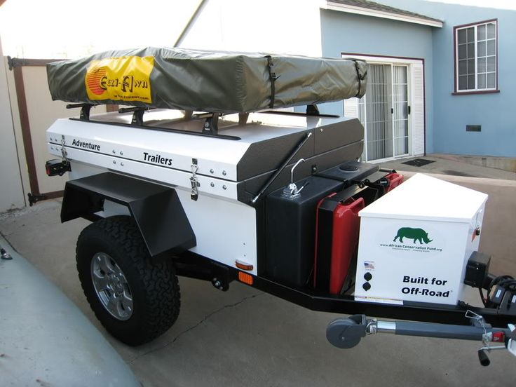17 Best Images About Off Road Trailers On Pinterest