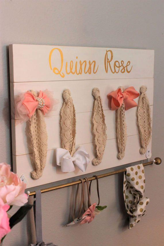 Best 25+ Hair bow holders ideas on Pinterest | Headband ...