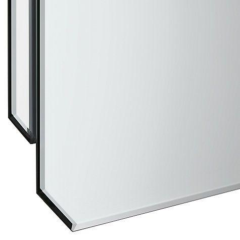 Buy John Lewis Deco Glass Wall Mirror Online at johnlewis.com
