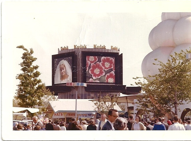 This is a Photo taken by my Father at  Expo 67