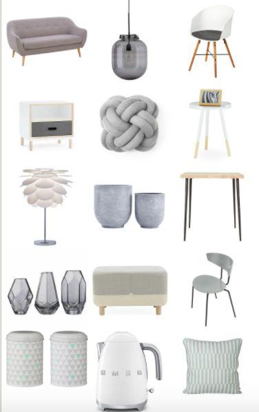 19 best Landhaus Look Weiß  Grau images on Pinterest Bed, Bed in