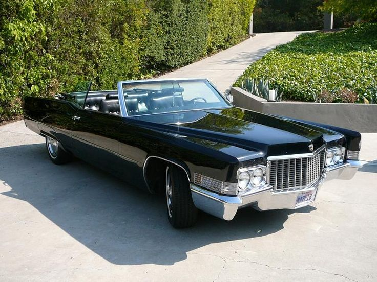 1970 Cadillac Coupe DeVille ... Just Like My Beauty I Used