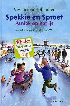 Spannend kinderverhaal met oer-Nederlandse elementen: schaatsen. En toch in de multi-culturele samenleving: één van de hoofdpersonen is ?Surinaams?  5/53