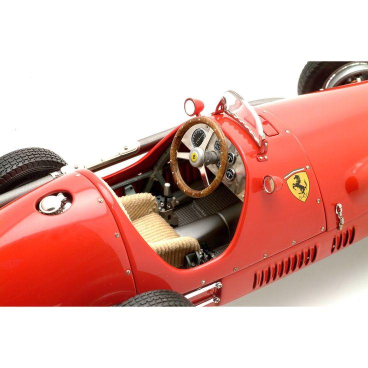 Ferrari 500 F2 1953 - 1:18 Scale