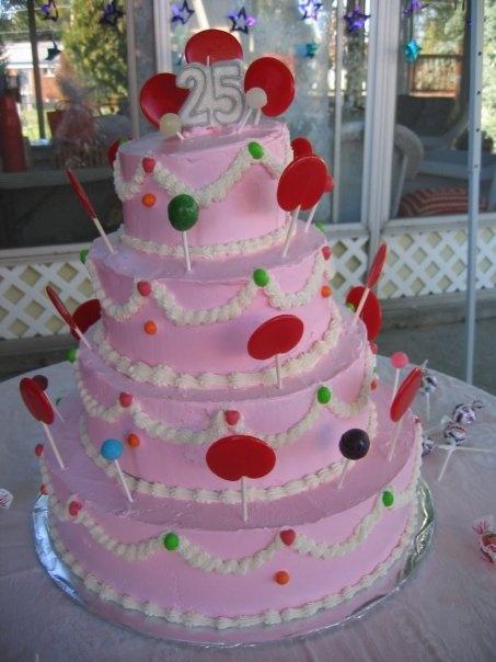 Birthday Cakes Lazy Town Children