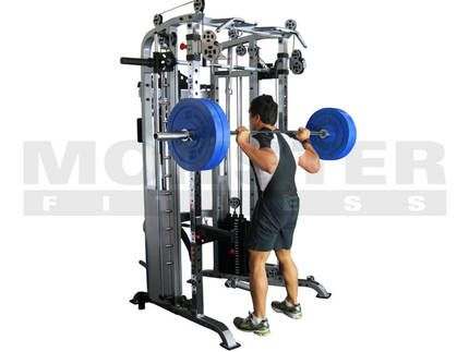 gumtree Monster G6 Gym Package  http://www.elitefitness.com.au/index.php/strength.html