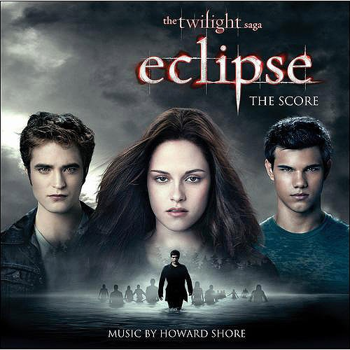 BSO La saga crepusculo: Eclipse   (The score)
