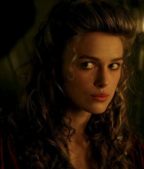 Elizabeth Swann... | keira the blonde | Pirates of the ...