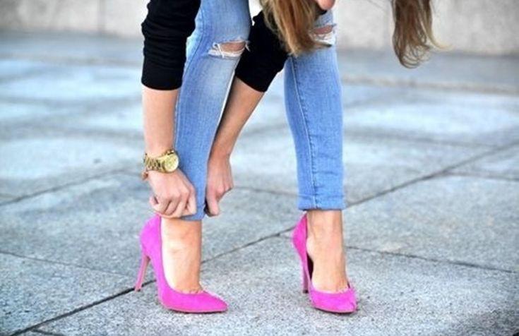 ANT1 internet world   Style.Style: Οι χρωματιστές γόβες είναι hot τάση! Πώς να τις φορέσεις καλύτερα