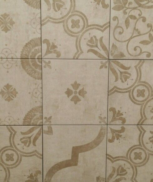 Patterned tiles suitable for walls and floors bathroom for Pictures suitable for kitchen walls
