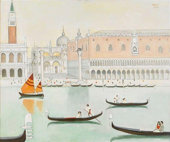 Venedig by Einar Jolin