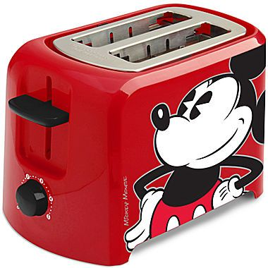Disney Classic Mickey Mouse Toaster :)