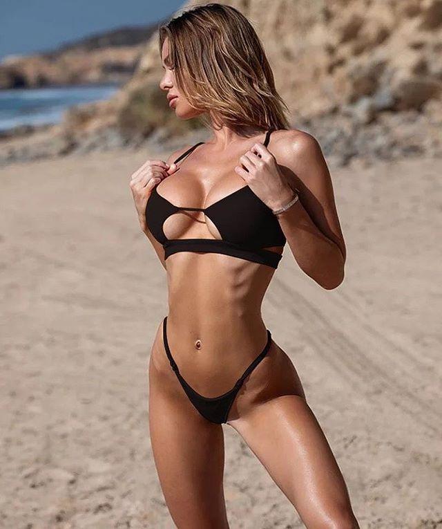 snygga bikini tjejer