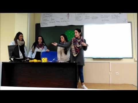 En este vídeo se muestra la presentación de nuestra exposición
