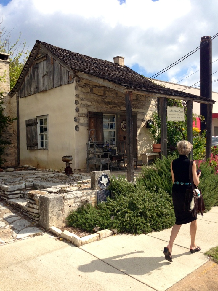 German House Designs: 17 Best Images About Texas/German Settler-Style Homes On