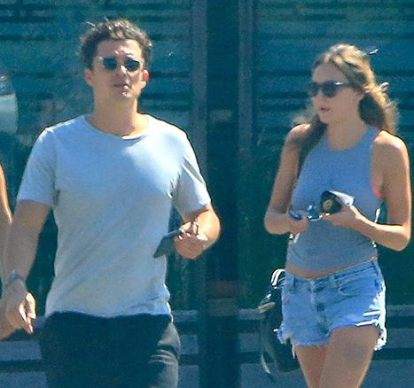 Orlando Bloom Spotted on Date With Scott Disick's Ex Chloe Bartoli - Us Weekly