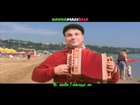 """""""E' BELLE L'ABRUZZE ME"""" (saltarello) videoclip ufficiale - YouTube"""