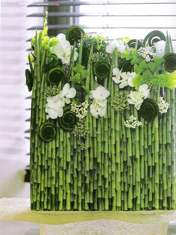 Saturday inspiration - Flower art                                                                                           ...