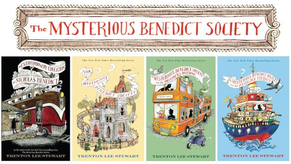 book recommendation from a 10-year old || The Mysterious Benedict Society || Jones Design Company