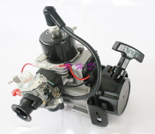 NEW 26cc 2-Stroke RC Petrol Marine Gas Pull Start Engine for Racing Boat - http://hobbies-toys.goshoppins.com/radio-control-control-line-toys/new-26cc-2-stroke-rc-petrol-marine-gas-pull-start-engine-for-racing-boat/