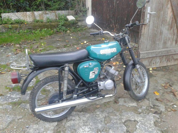 Mein Simson S51 N