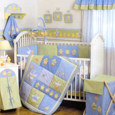 Duck Themed Baby Bedding Ducky Baby Bedding Sets