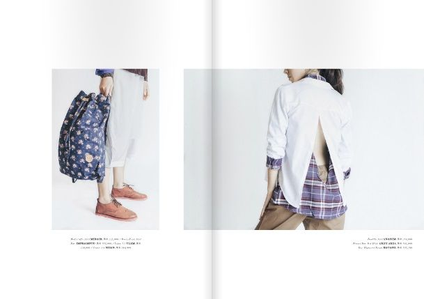 LocalBrand.co.id e-Magazine The Select of flannel, white, brown and navy colors. All wardrobe by LocalBrand.co.id. #LocalBrandID How to buy? Visit www.localbrand.co.id Line : localbrandid SMS/WA : +62858 3015 3333 BBM : 7436815A BB channel : LocalBrand.co.id