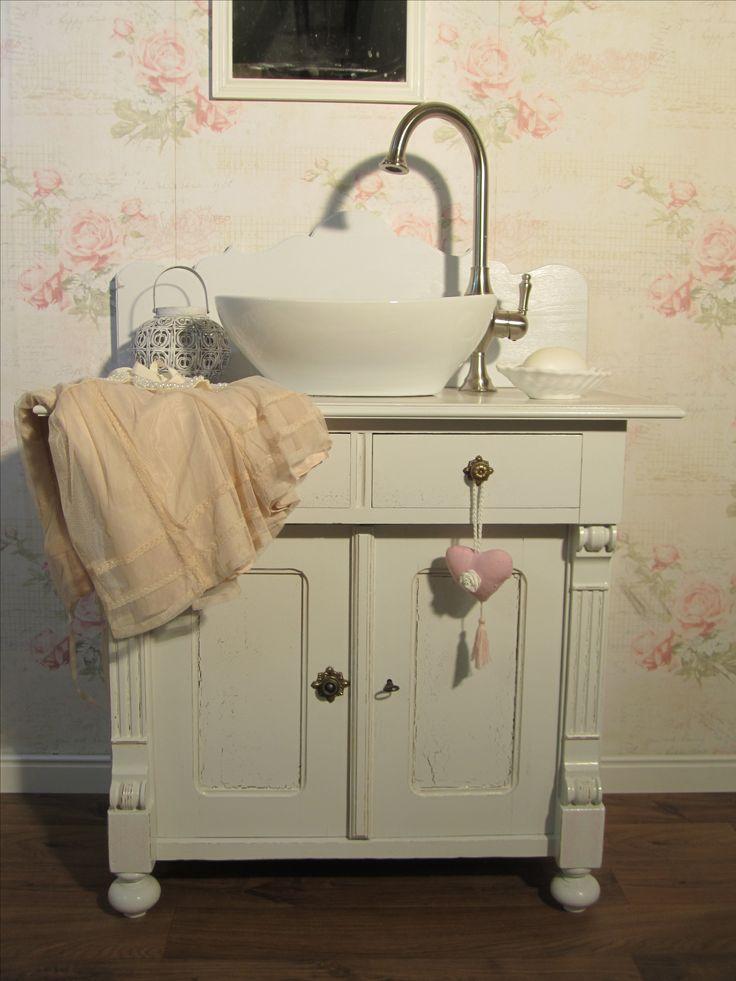 Unterschiedlich Best 20+ Waschtisch landhaus ideas on Pinterest   Badmöbel  WX36