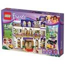 Lego Friends: Heartlake Grand Hotel (41101) 41101 Have the vacation of a lifetime at the Grand Hotel in Heartlake City! As the cab pulls up in front of the hotel, help Andrea, Stephanie and Olivia hand their luggage to Nate the bellboy who is waiting http://www.MightGet.com/january-2017-11/lego-friends-heartlake-grand-hotel-41101-41101.asp