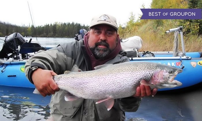 Alaska Fishing Service - Alaska Fishing Service: Full-Day Fishing Trip for Two at Alaska Fishing Service (40% Off)