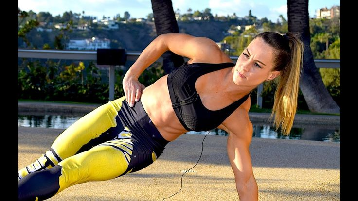 Slim, sculpt, and strengthen your mid-section with this challenging abs workout. Get that fat tucked as you burn calories, tone, and tighten your abs. Do thi...
