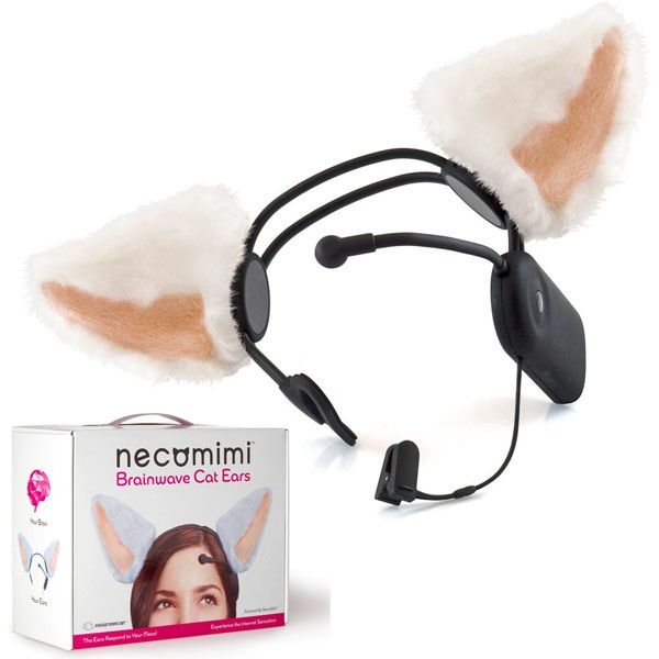 Brain Controlled Cat Ears