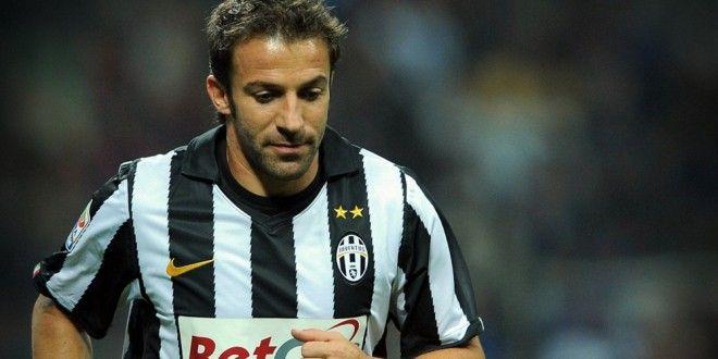 Alessandro del Piero, nasce a Conegliano nel 1974. Campione del mondo nel 2006 è stato uno dei maggiori talenti del calcio italiano.