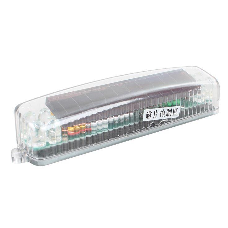 $7.13 (Buy here: https://alitems.com/g/1e8d114494ebda23ff8b16525dc3e8/?i=5&ulp=https%3A%2F%2Fwww.aliexpress.com%2Fitem%2FCar-Styling-Solar-Car-Vehicle-Strobe-Flashing-Emergency-Car-LED-lights-Car-Fog-Lamp-Grill-Warning%2F32294434804.html ) Car  Styling  Solar Car Vehicle Strobe Flashing Emergency Car  LED  lights  Car Fog Lamp Grill Warning Lights for just $7.13