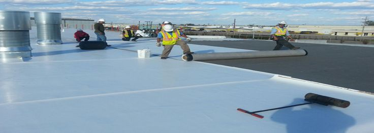Commercial Roofing Services In Toronto | The Roofers
