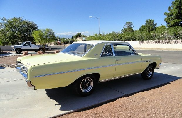 65 Buick Skylark W 300ci V8 And 2 Speed Automatic