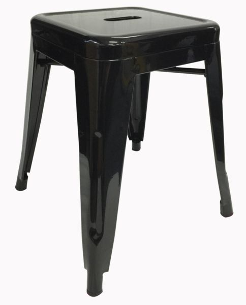 Buy Replica Tolix Stool 45cm Black Online at Factory Direct Prices w/FAST, Insured, Australia-Wide Shipping. Visit our Website or Phone 08-9477-3441