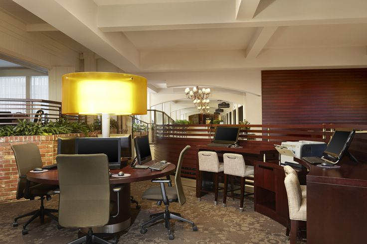 Link @ Sheraton Workstations